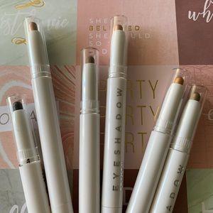 Bundle of Eyeshadow Sticks by F21